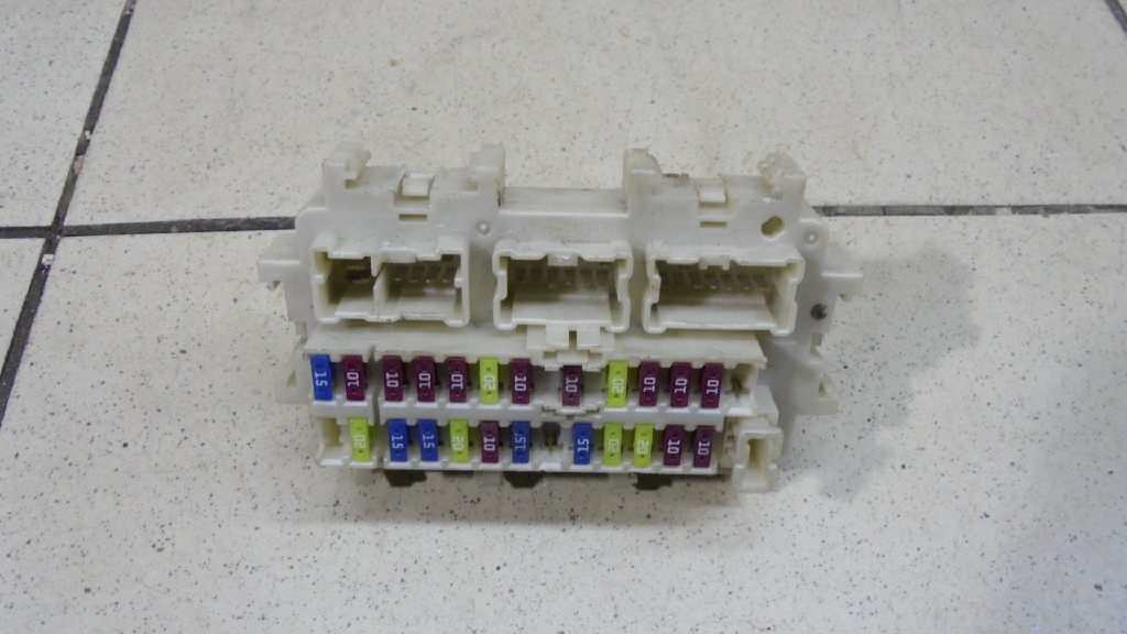 Блок предохранителей 243501TJ1A