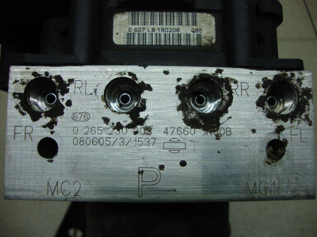 Блок ABS (насос) 47660JN00B