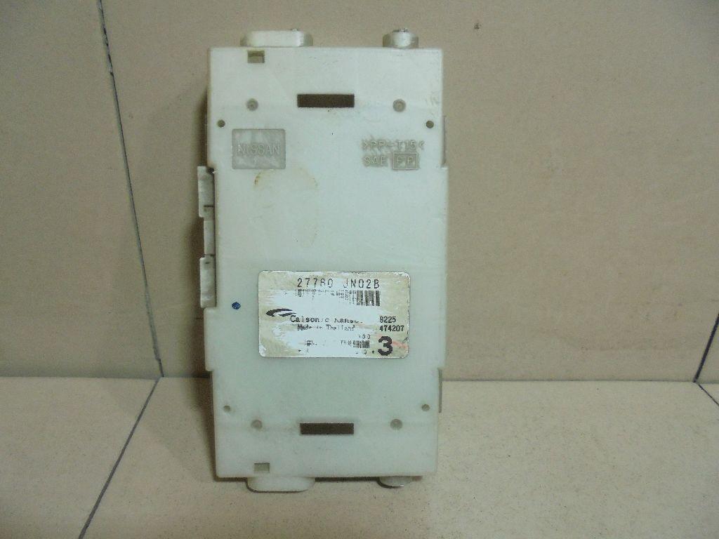 Блок комфорта 27760JN02B