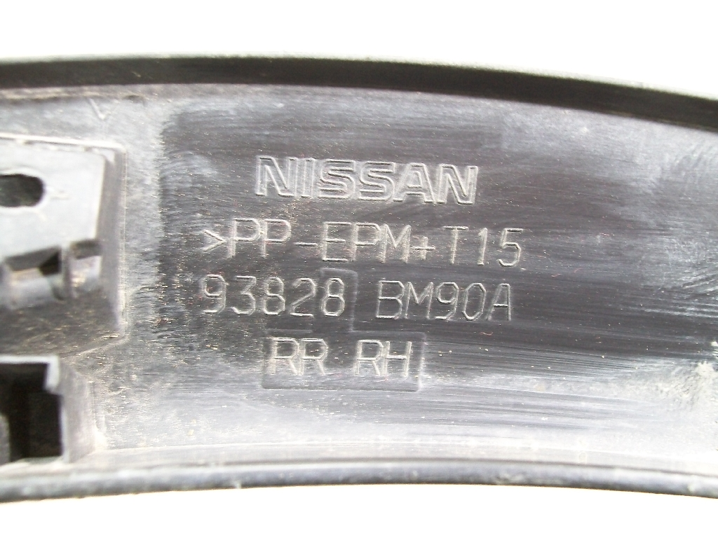 Накладка заднего крыла правого 93828BM90A