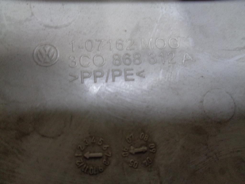 Обшивка стойки 3C0868418F6K8