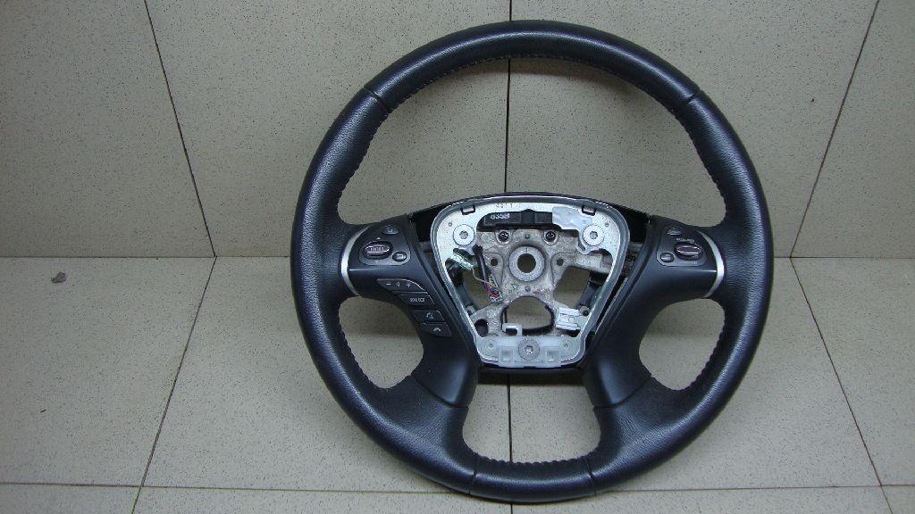 Рулевое колесо для AIR BAG (без AIR BAG) 484303KG1B