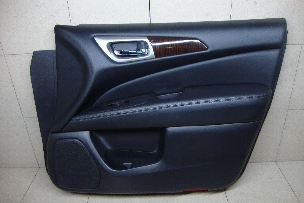 Обшивка двери передней правой 809003KE1A