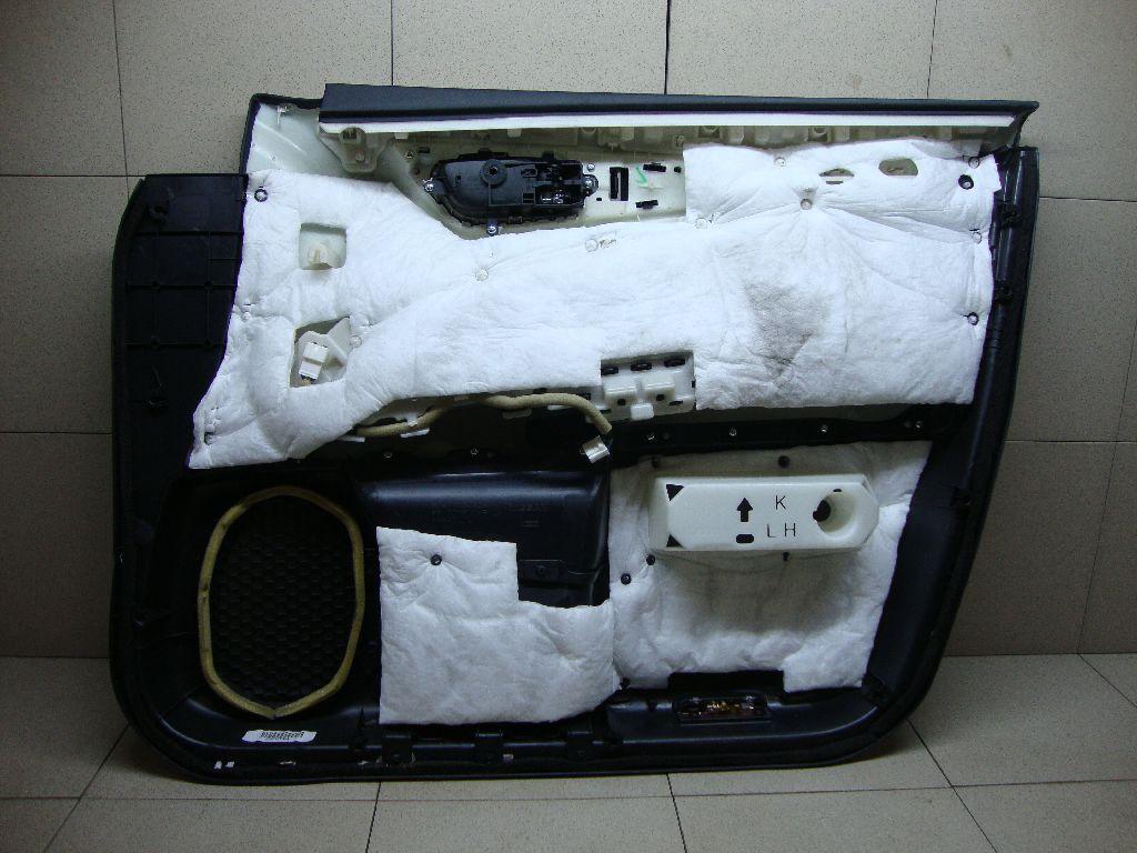Обшивка двери передней левой 809013KE1A