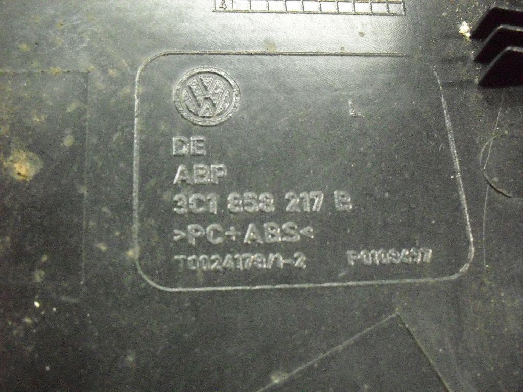 Накладка декоративная 3C1858217B