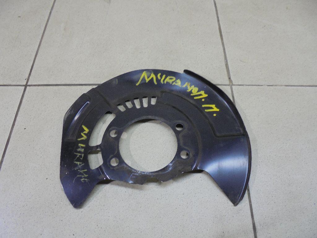 Пыльник тормозного диска 411511AV0A
