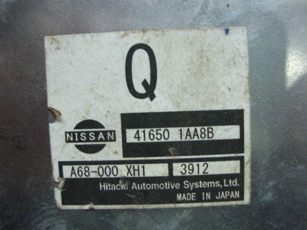 Блок электронный 416501AA8B