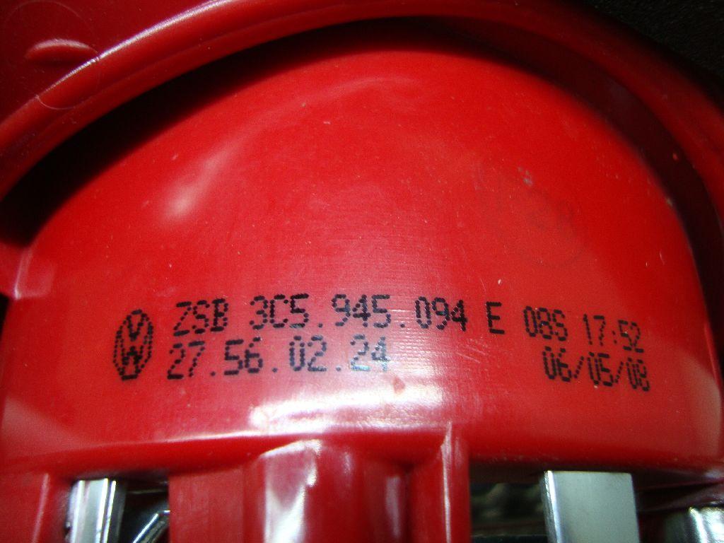 Фонарь задний внутренний правый 3C5945094E