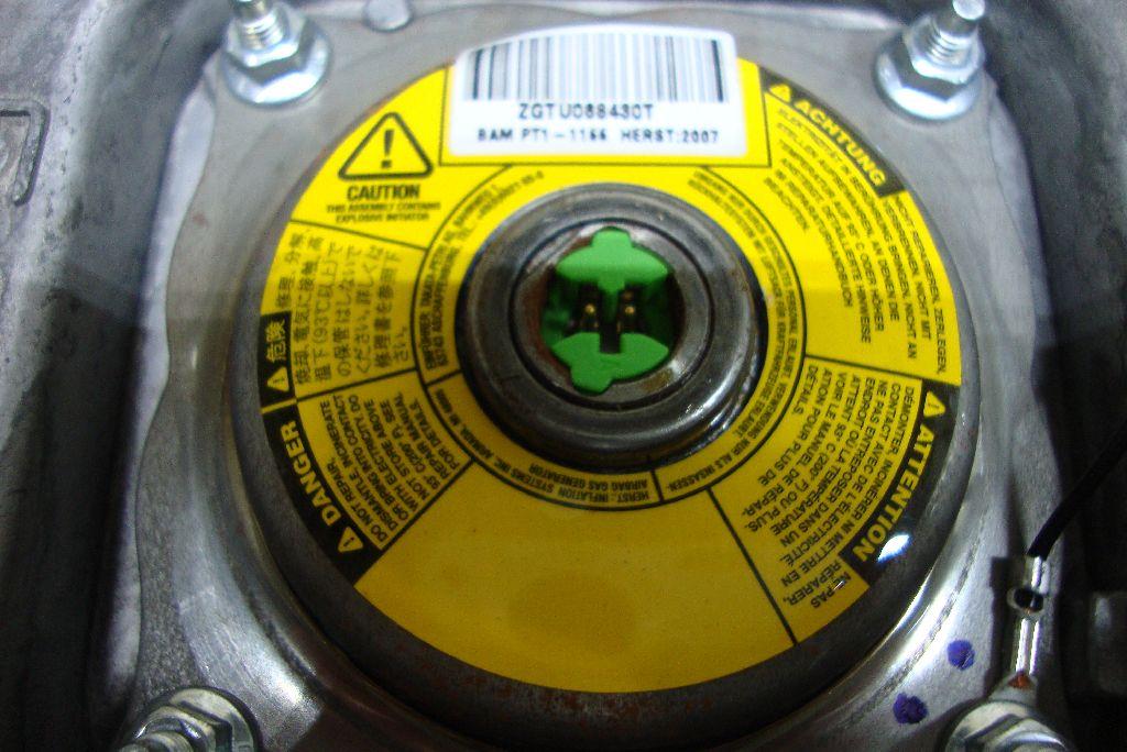 Подушка безопасности в рулевое колесо 9068601202