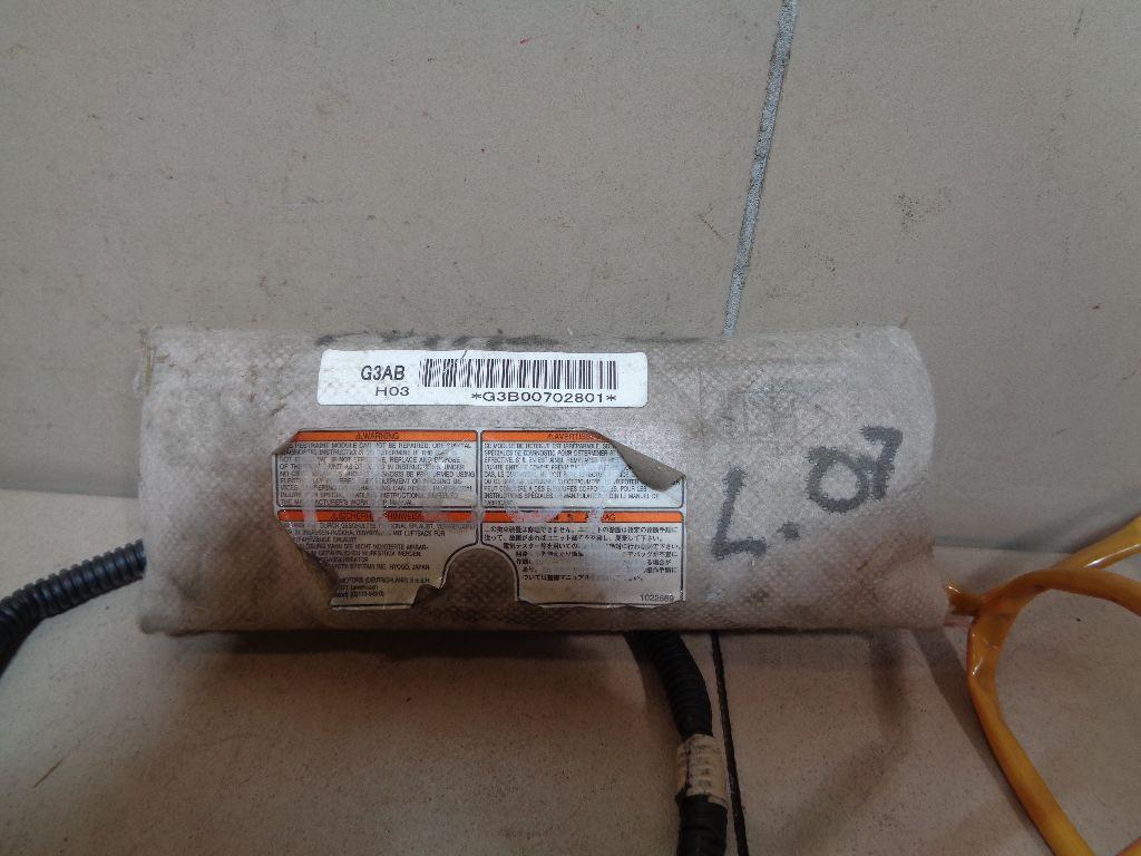 Подушка безопасности боковая (в сиденье) G31A57KB0B