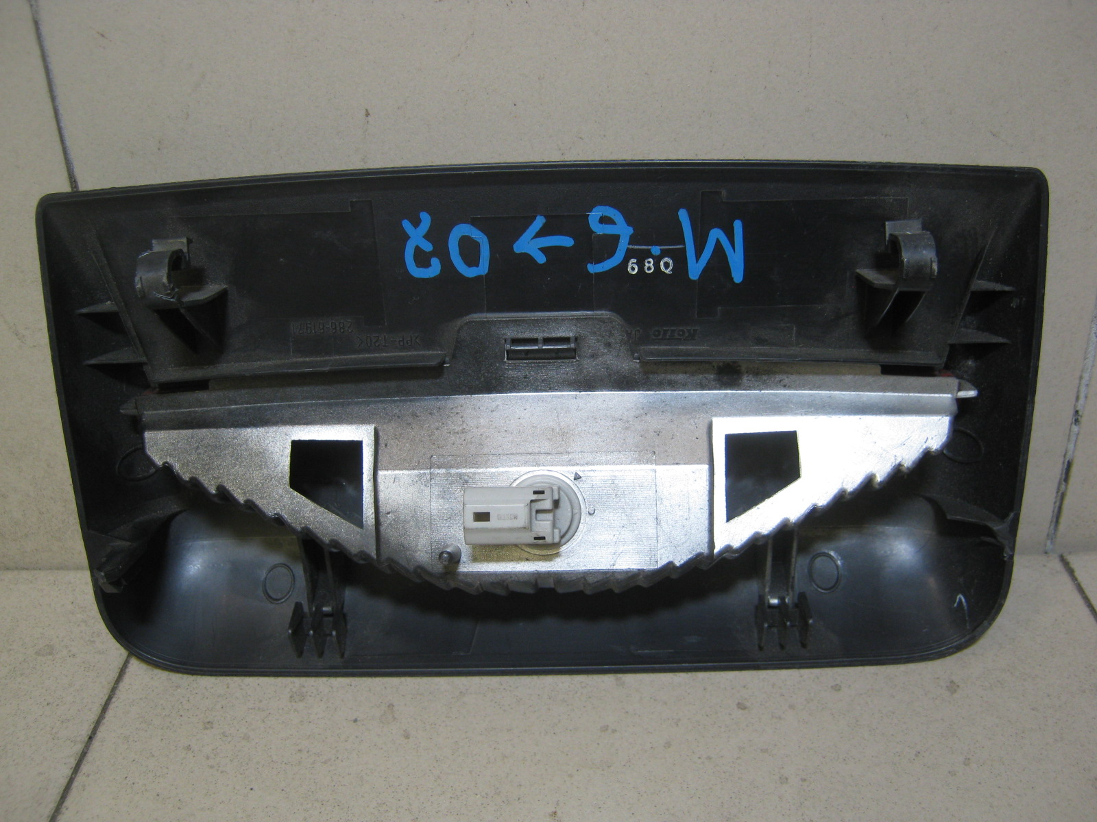 Фонарь задний (стоп сигнал) GJ6A51580D02