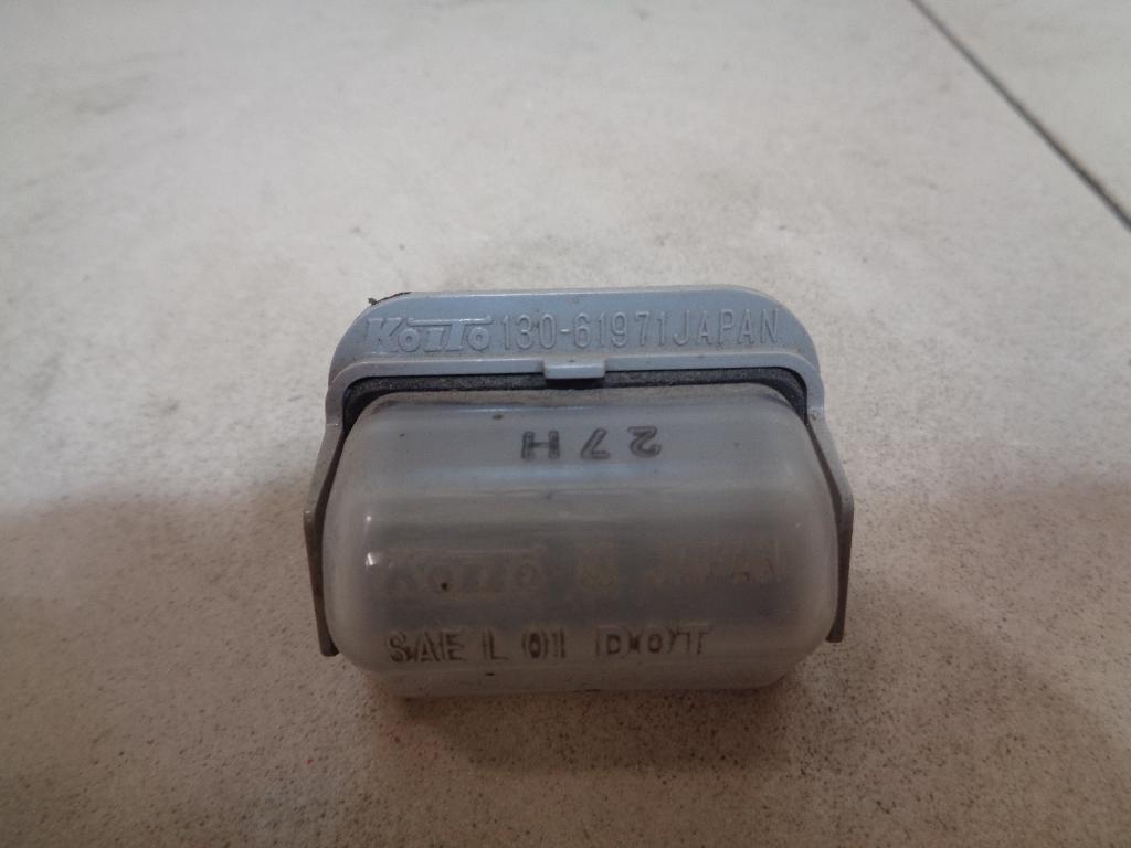 Фонарь подсветки номера GJ6A51270B
