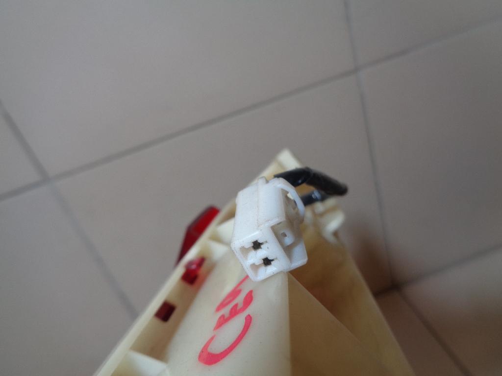 Фонарь задний (стоп сигнал)