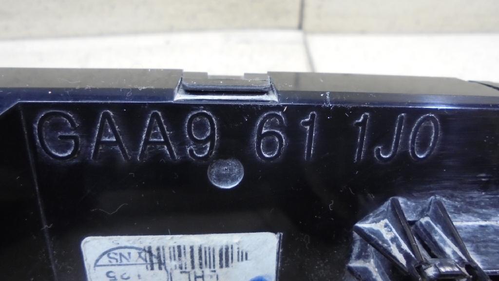 Дисплей информационный GAA9611J0