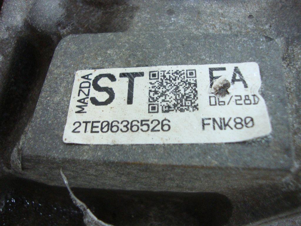 АКПП (автоматическая коробка переключения передач) FNK819090G