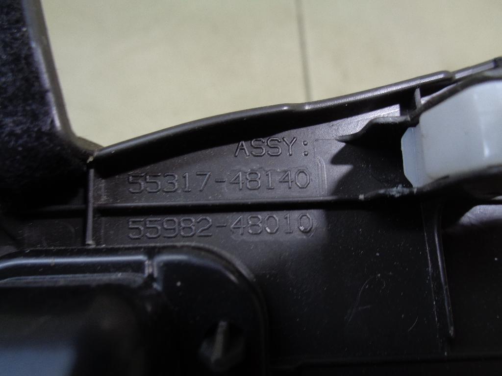 Дефлектор воздушный 5531748140C0