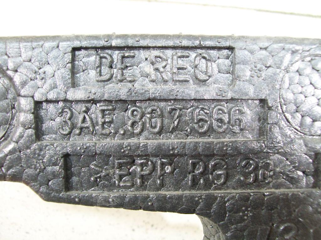 Наполнитель заднего бампера 3AE807666