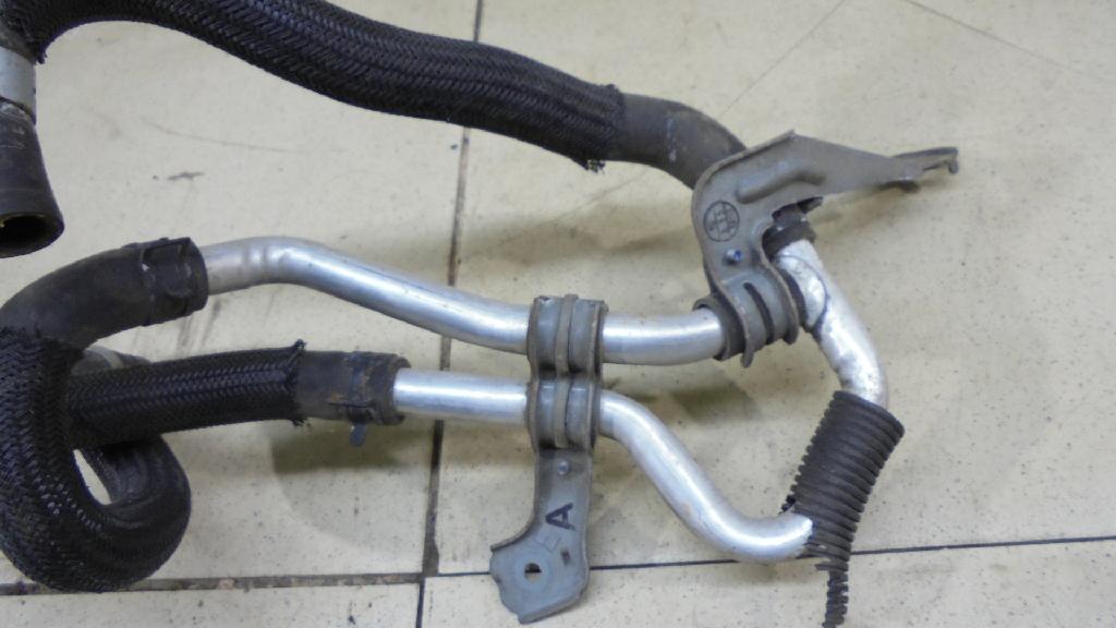 Трубка охлажд. жидкости металлическая