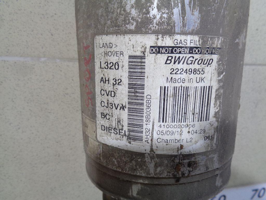 Амортизатор передний AH3218B036BD
