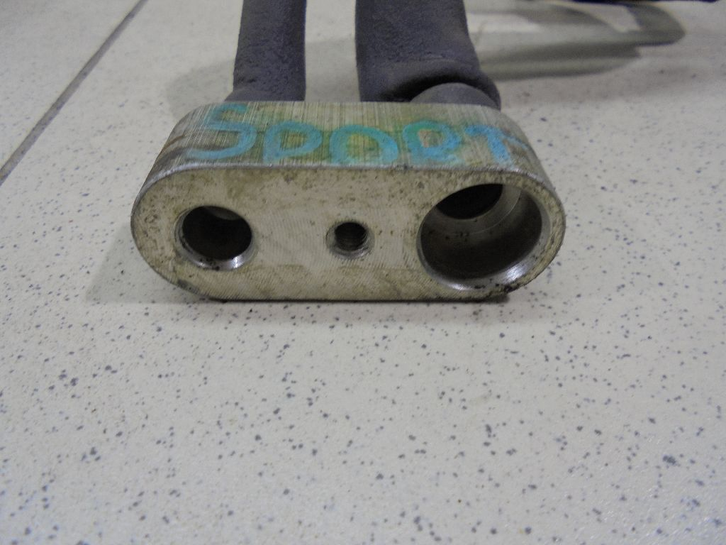 Трубка кондиционера JQR500040