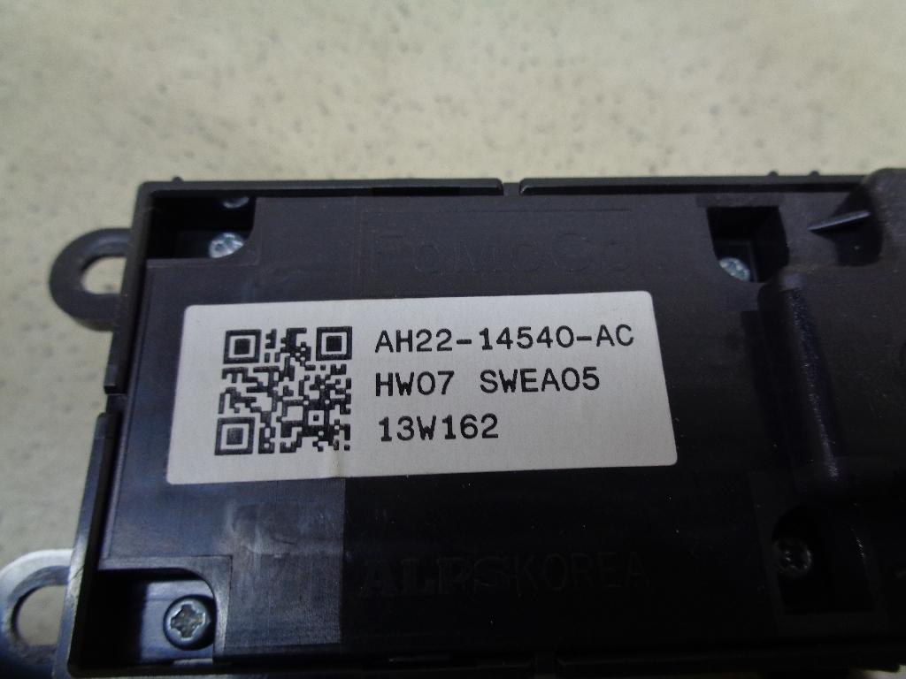 Блок управления стеклоподъемниками LR013883