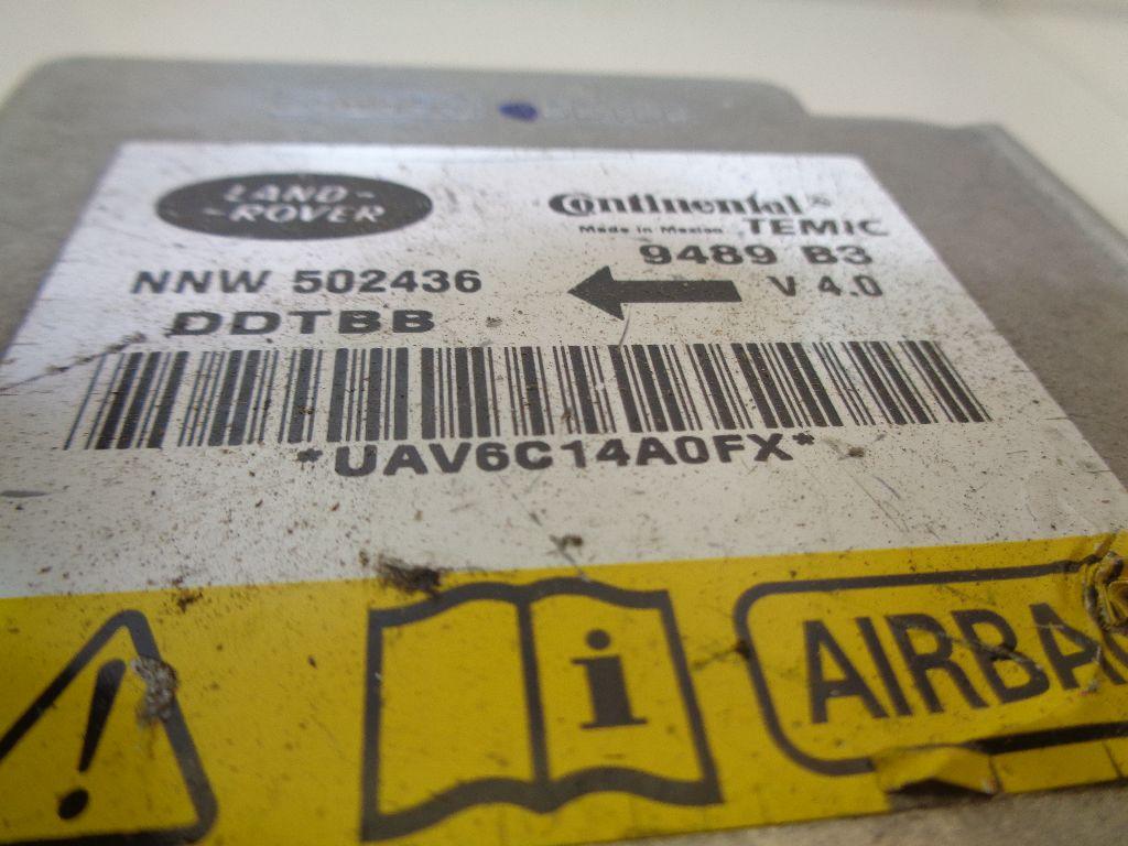 Блок управления AIR BAG NNW502436