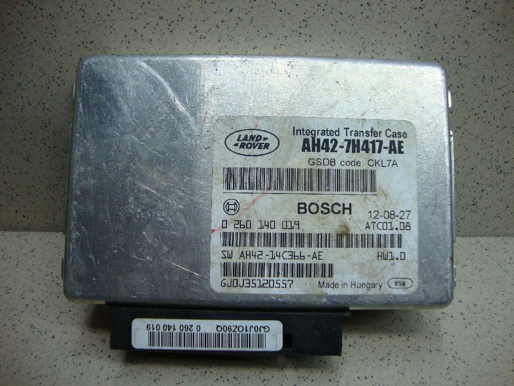 Блок электронный LR022936