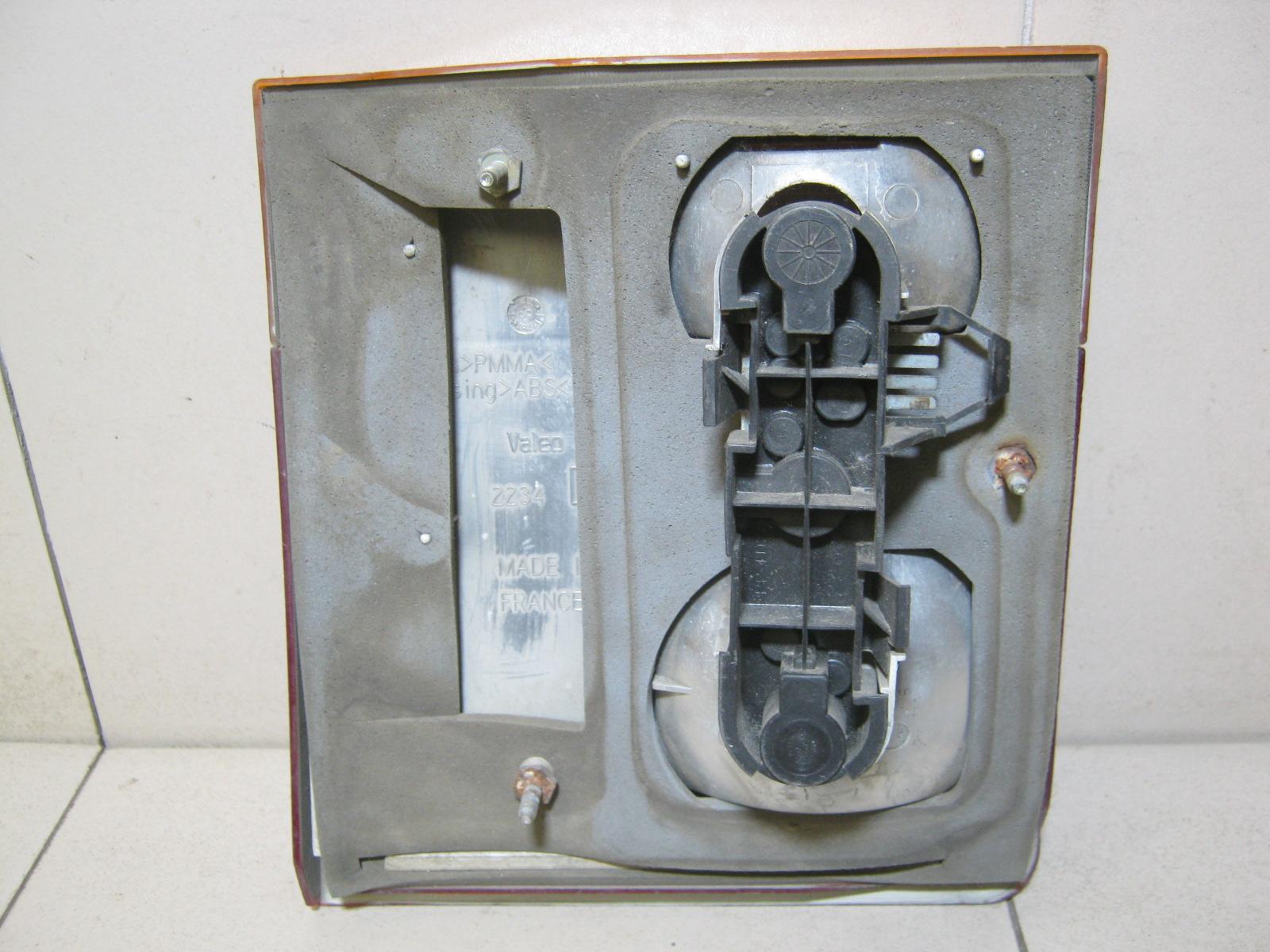 Фонарь задний внутренний правый AMR4724