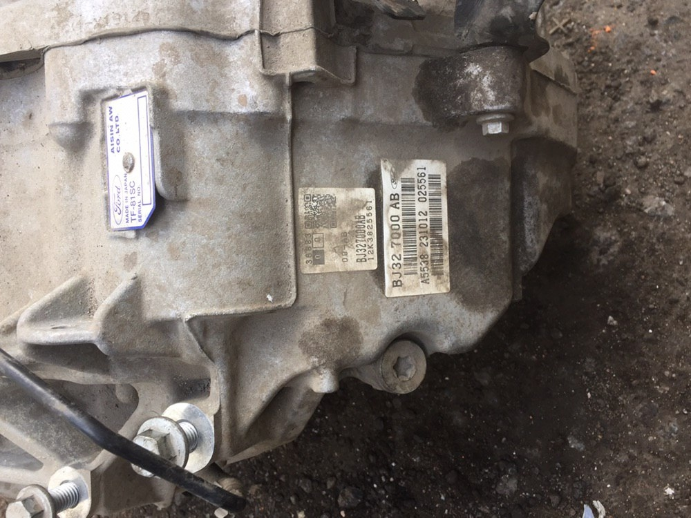 АКПП (автоматическая коробка переключения передач) BJ327000AB фото 11