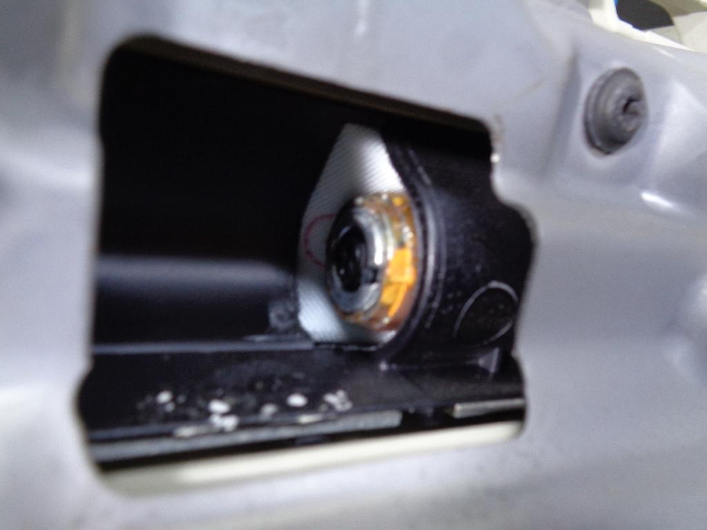 Подушка безопасности нижняя (для колен) LR026033
