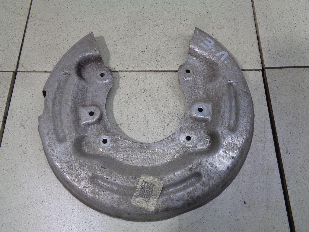Щит опорный задний левый LR032822