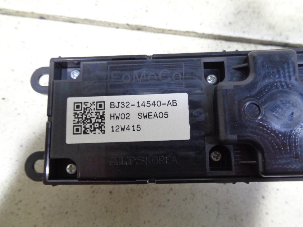 Блок управления стеклоподъемниками BJ3214540AB