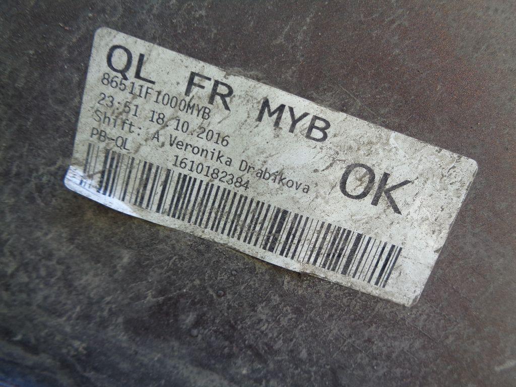 Бампер передний 86511F1000