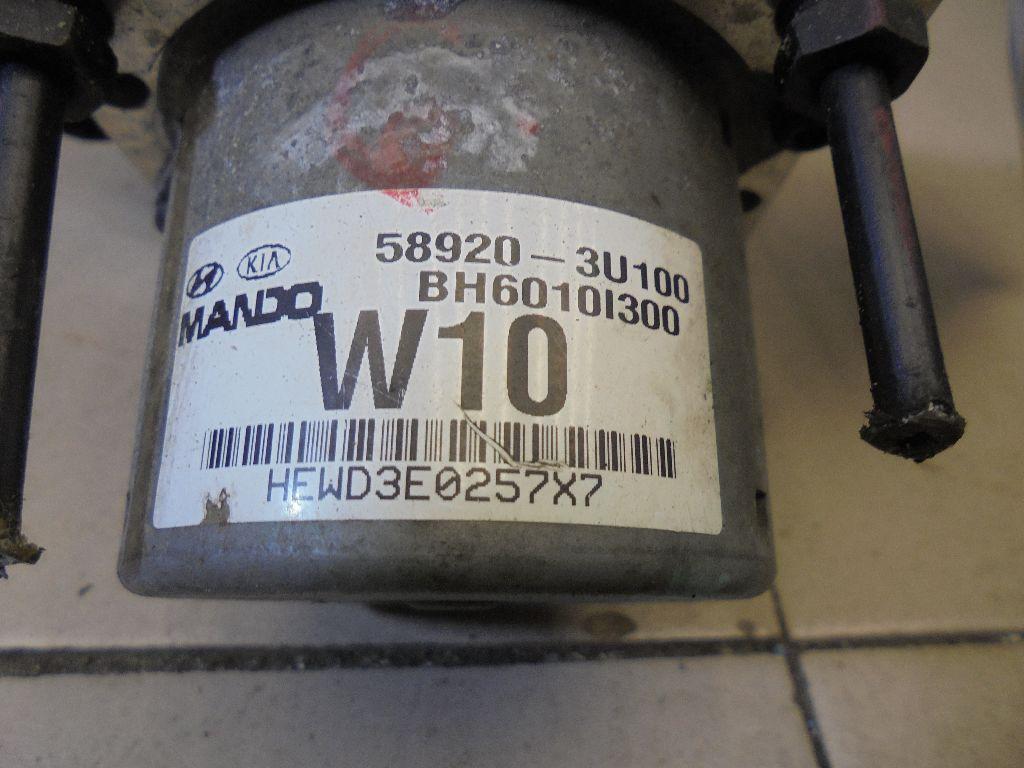 Блок ABS (насос) 589203U100
