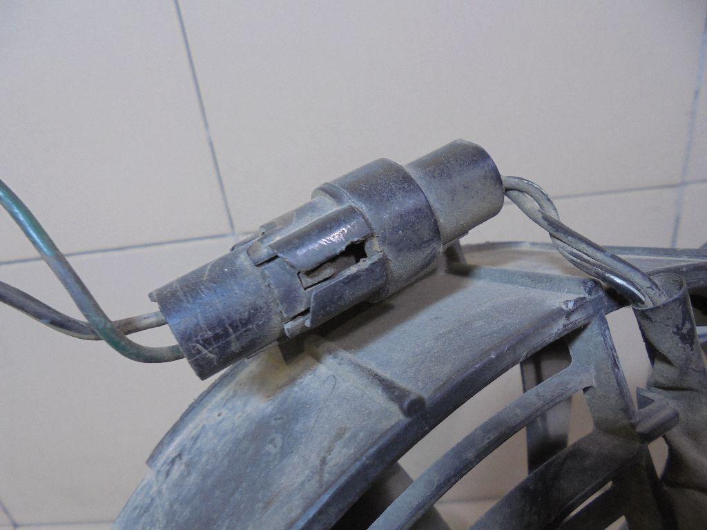 Вентилятор радиатора 0K01561710F
