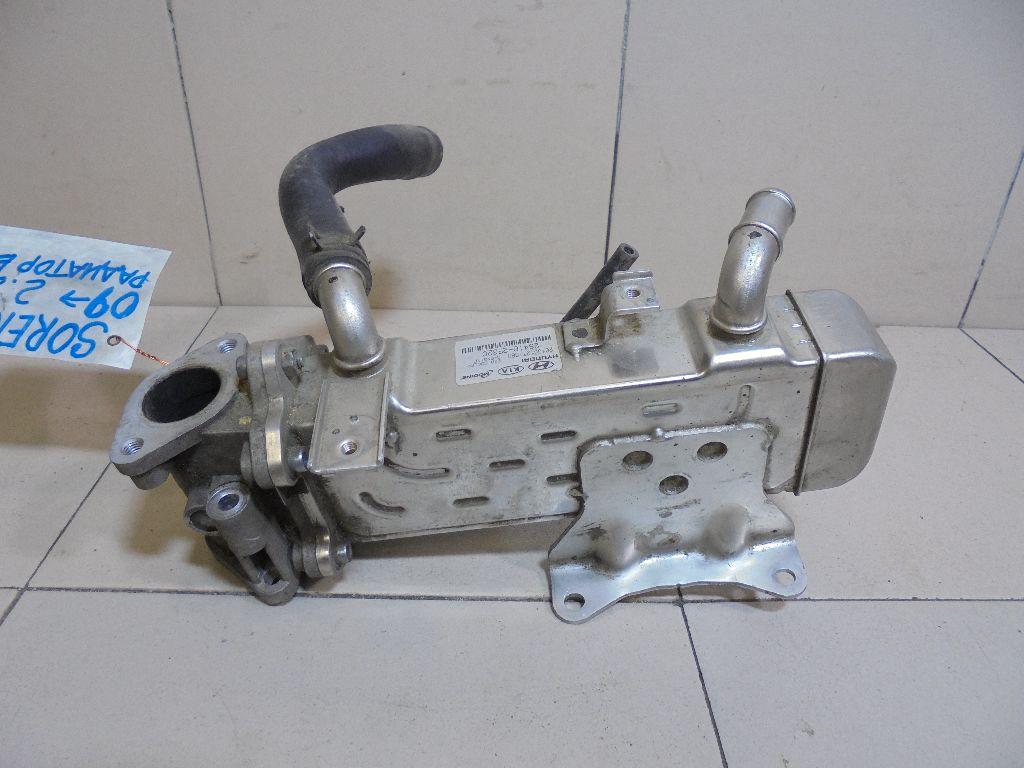 Радиатор системы EGR 284162F320