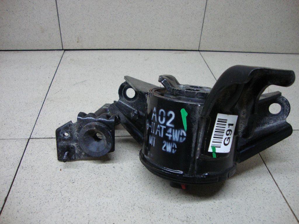 Опора КПП левая 218302P600