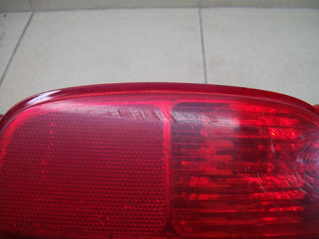 Фонарь задний в бампер правый 924062P850