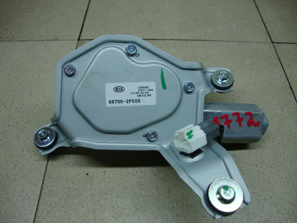 Моторчик стеклоочистителя задний 987002P500