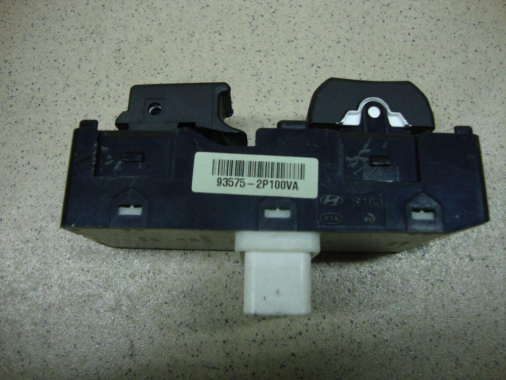 Блок управления стеклоподъемниками 935752P100VA
