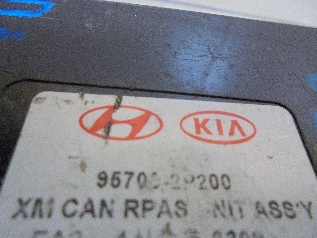 Блок управления парктроником 957002P200