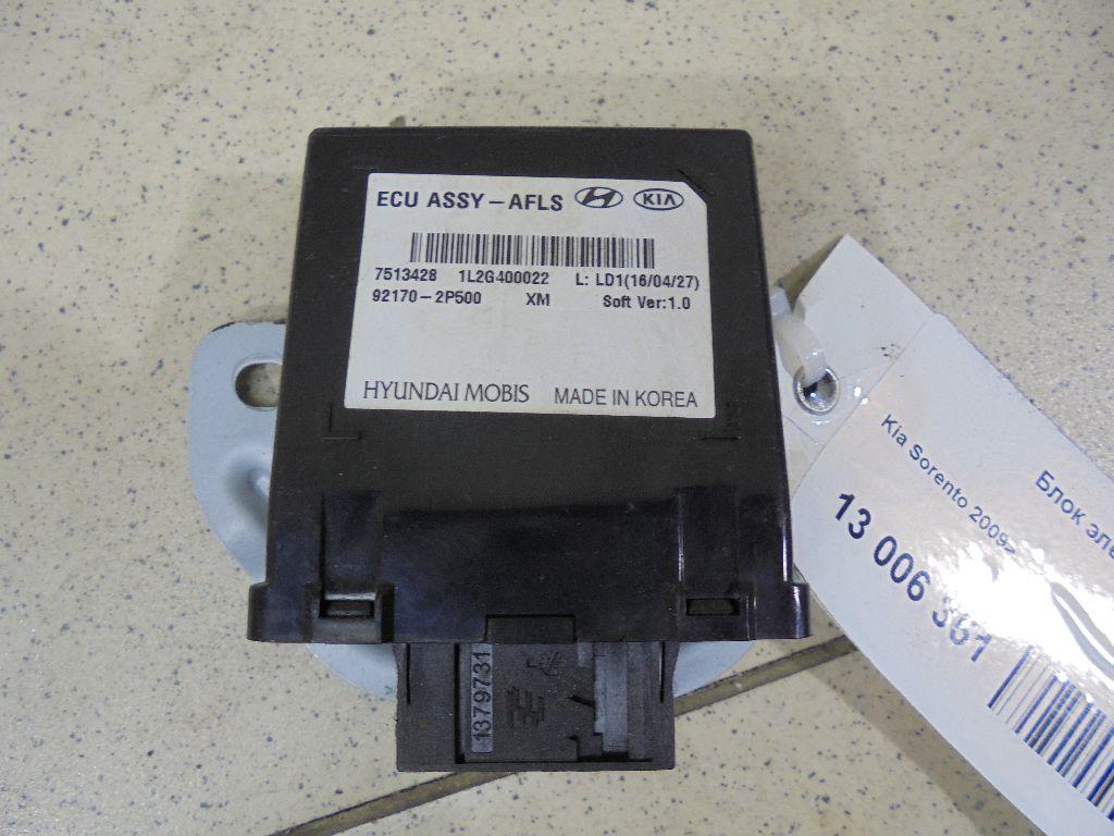 Блок электронный 921702P500