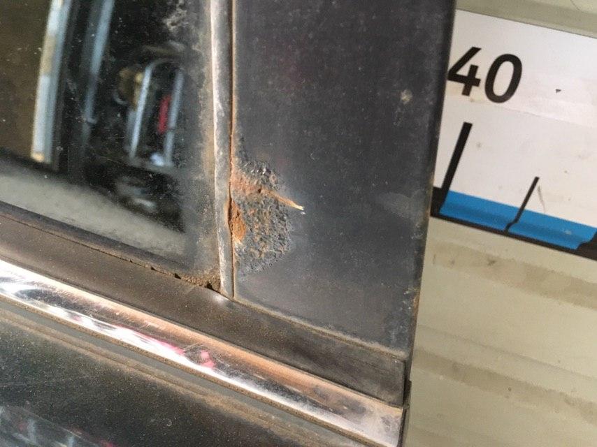 Дверь задняя правая 7700434304