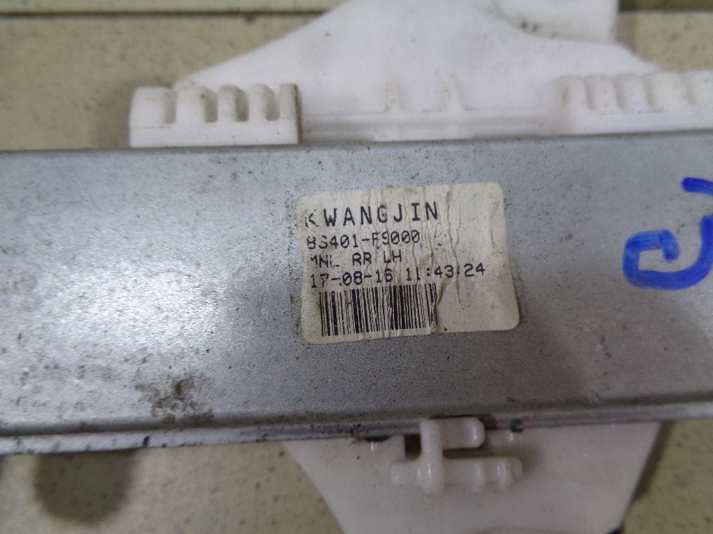 Стеклоподъемник механ. задний левый 83401F9000