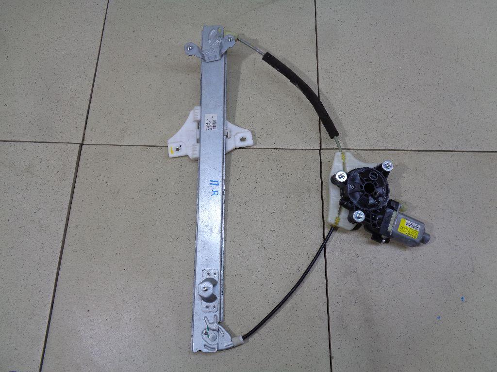 Стеклоподъемник электр. передний правый 82402H5010