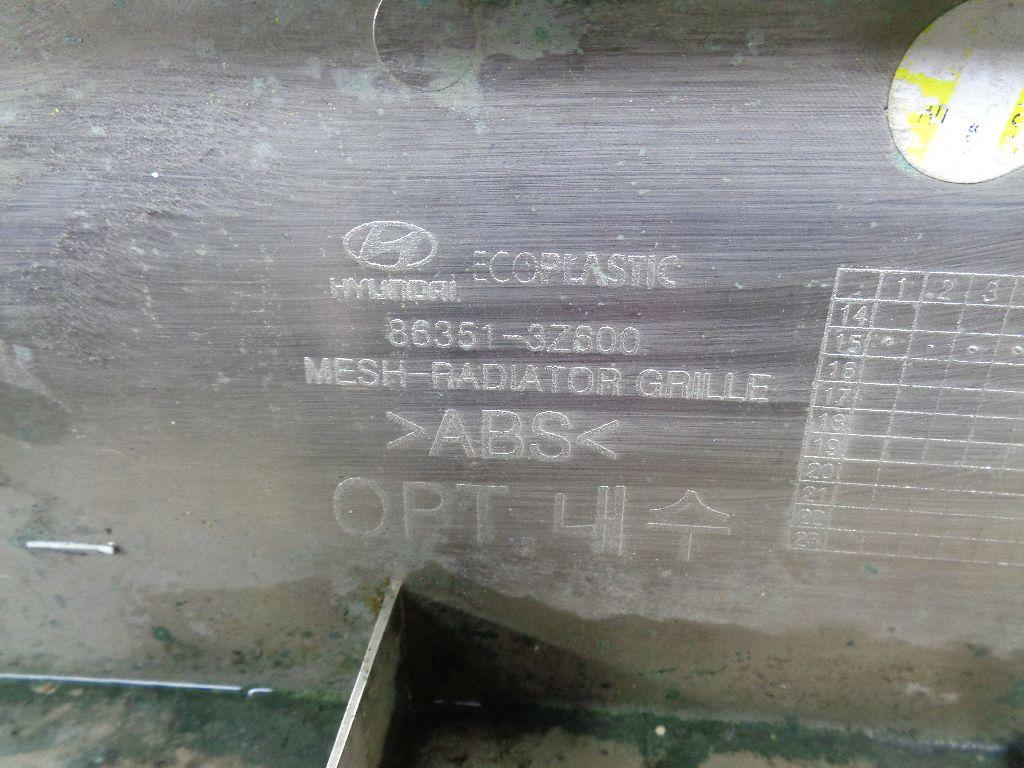 Решетка радиатора 863503Z600