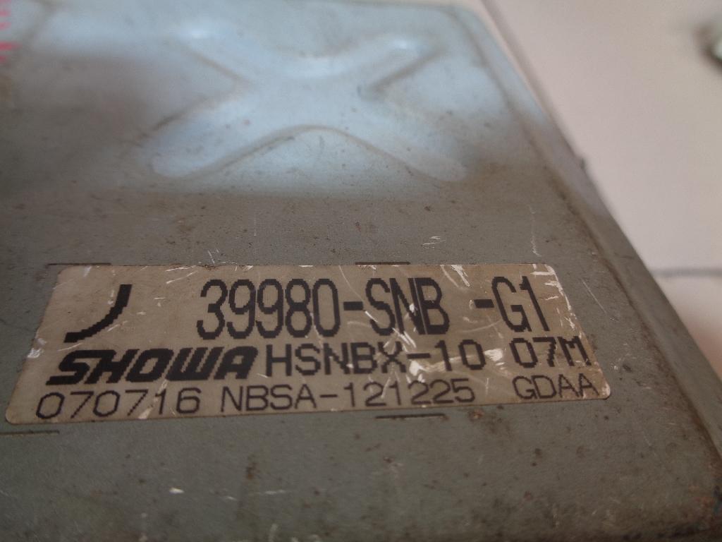 Блок электронный 39980SNBG12
