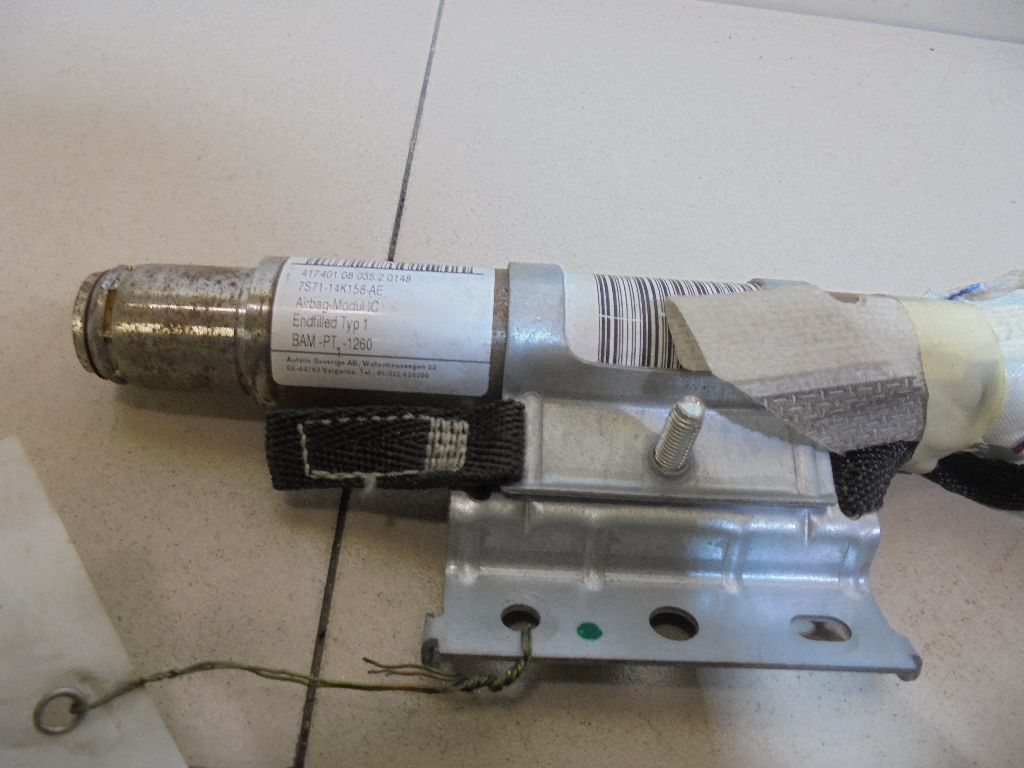 Подушка безопасности боковая (шторка) 7S7114K158AE