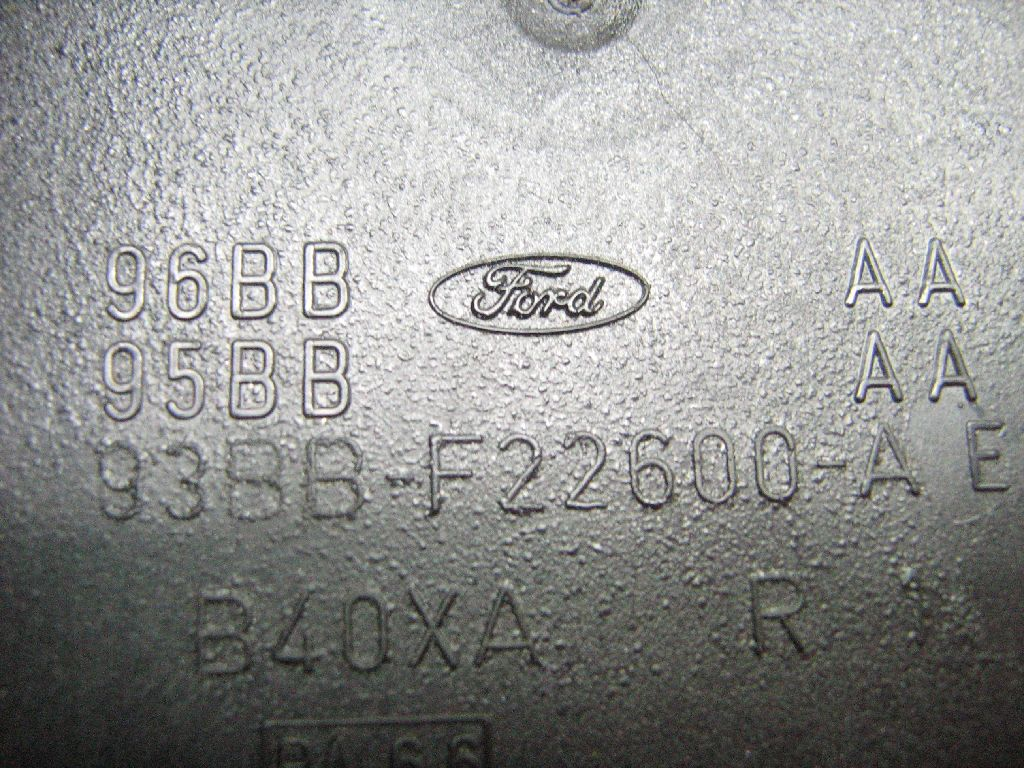 Ручка двери внутренняя правая 93BBF22600AE фото 3