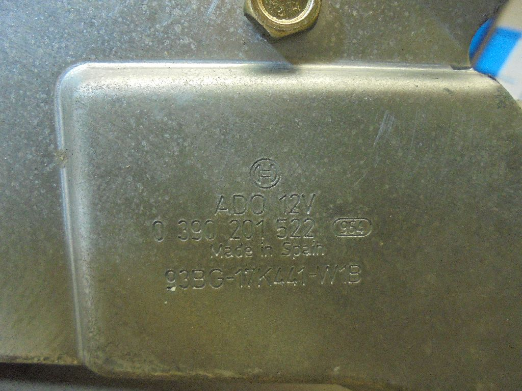 Моторчик стеклоочистителя задний 1054701